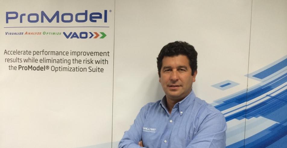Juan Antonio Vega: Consultor en Simulación en SIMULART